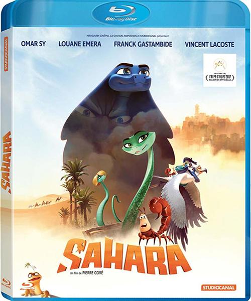 Сахара / Sahara (2017/BDRip/HDRip)