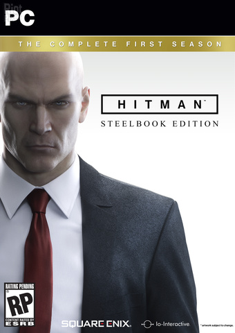 Hitman: The Complete First Season (2016/RUS/ENG/MULTi9/Repack by FitGirl)