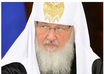 Патриарх Кирилл встретится с королевой Елизаветой II