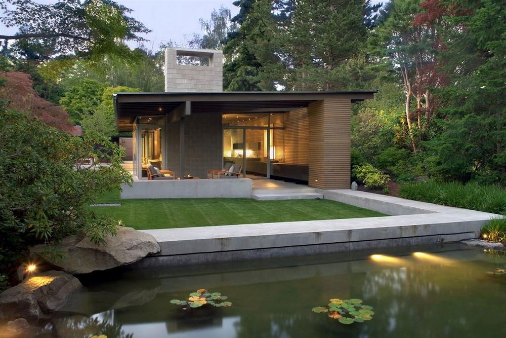 Загородный коттедж возле Сиэтла