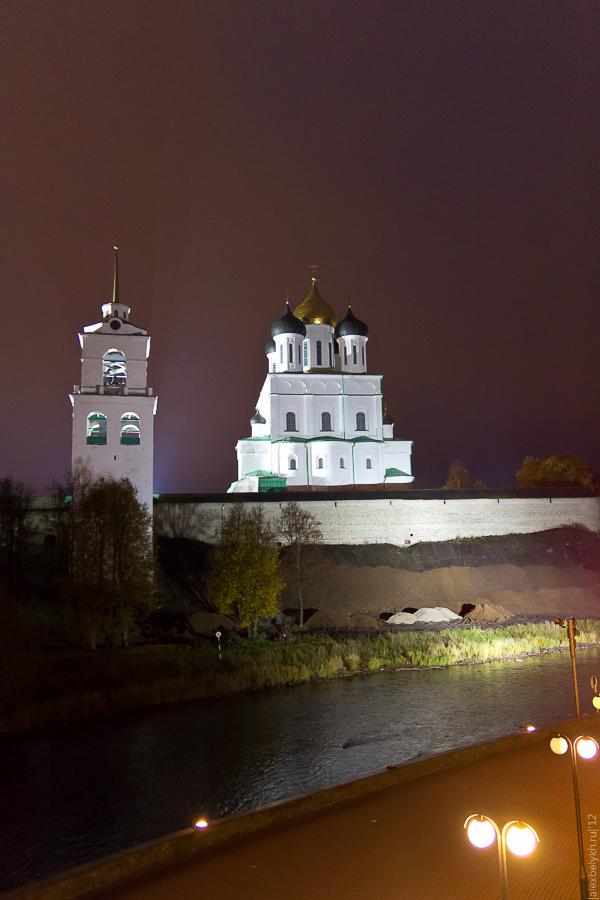 alexbelykh.ru, Псковский Кремль, Кремль, Псков