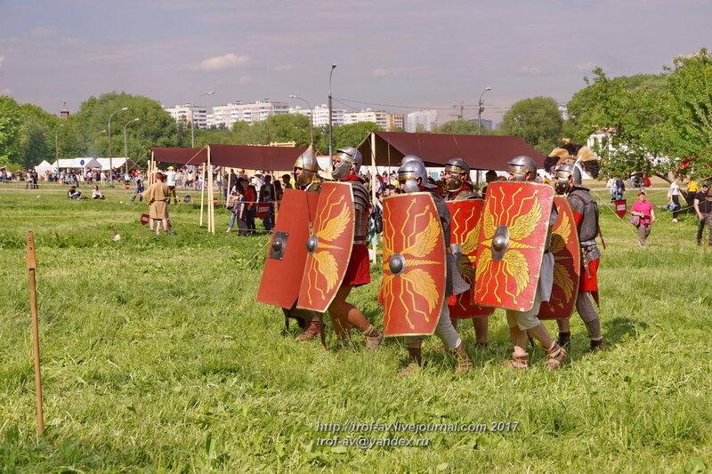 Фестиваль Времена и эпохи 2017, Коломенское