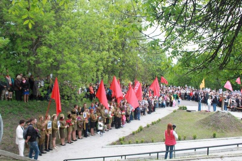 pic4. 9 мая в Изюме Харьковской области