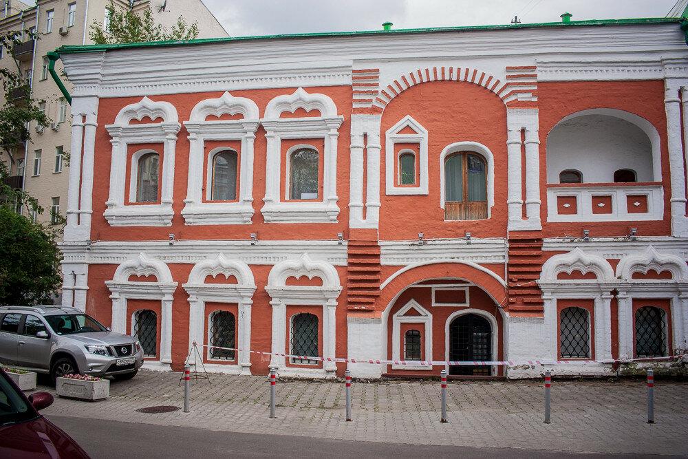 Палаты Сверчковых