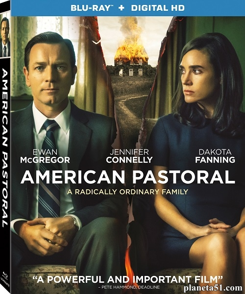 Американская пастораль / American Pastoral (2016/BDRip/HDRip)