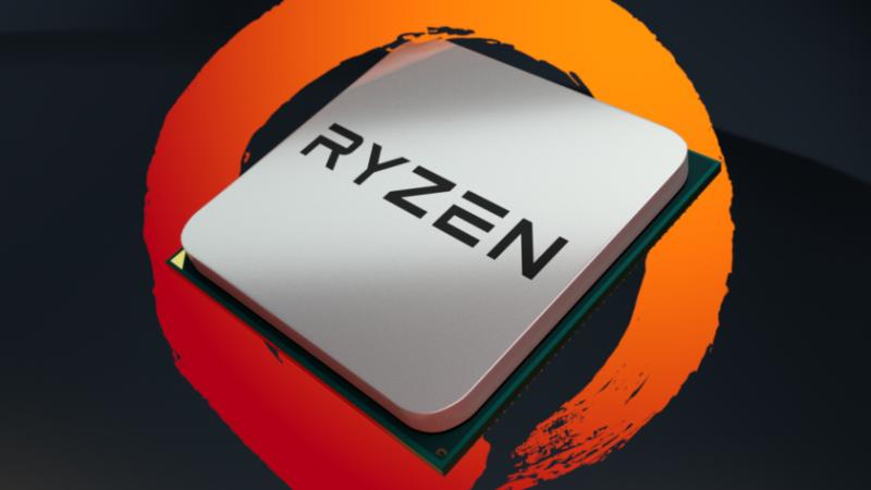 Возникла информация оценах напроцессоры AMD Ryzen
