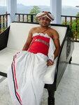 Национальный костюм в Шри-Ланка (не конкурс)