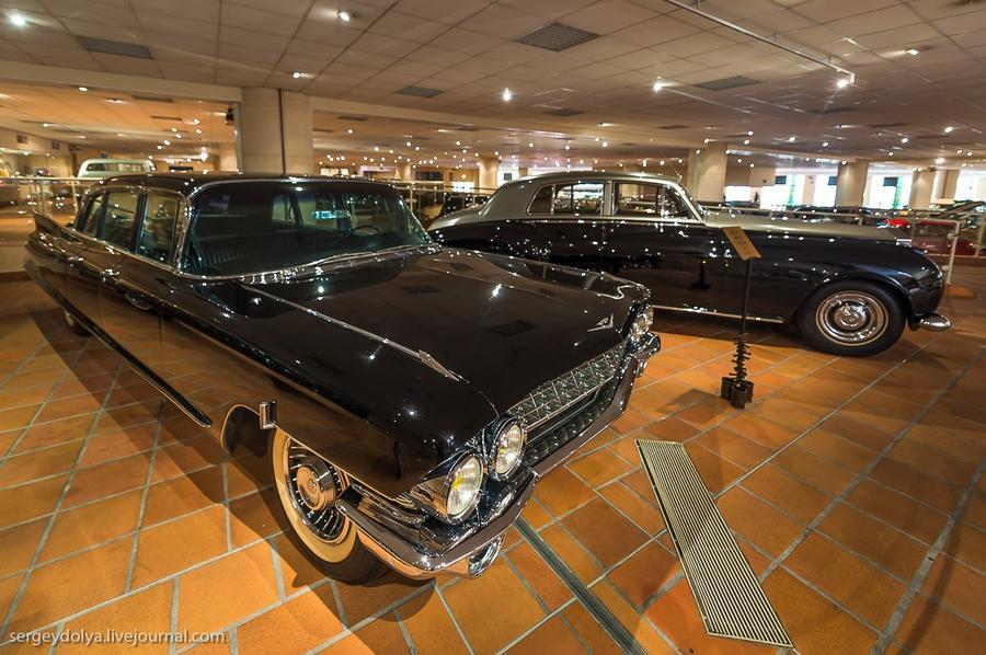 36. Cadillac 1961 года.