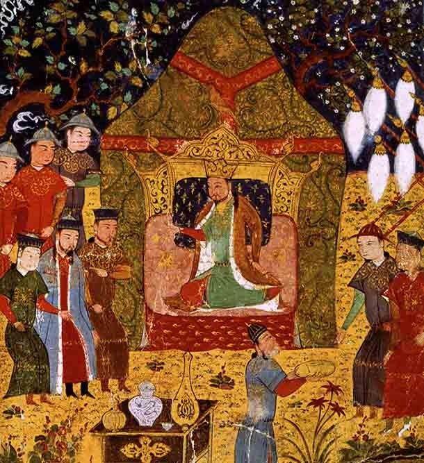 Хотя многие о ней знают, мало кто действительно понимает, насколько огромной была империя Чингис