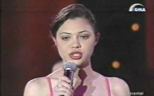 Следующей отличилась Джинни Андерсон во время конкурса Мисс Филиппины в 2001 году. Её спросили, чтоб