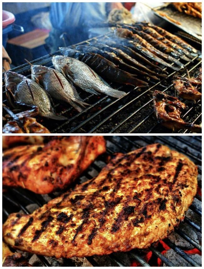 © pixabay.com  © wikimedia.org  Бобби Флей утверждает, что самое сочное мясо или рыбу на