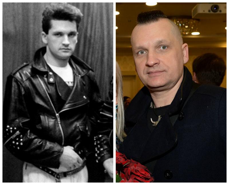 Сергей Лемох, 51 год Коллега Титомира по «Кар-Мэн» до сих пор официально в составе команды, но при э