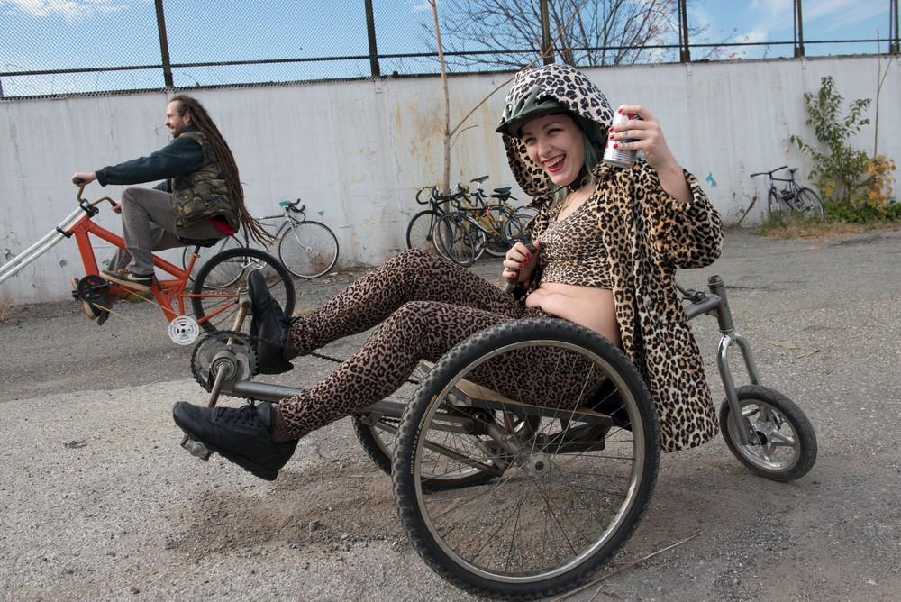 Bike Kill 12 в Нью-Йорке (16 фото)