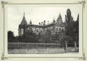 Здание пансиона Александровской мужской гимназии