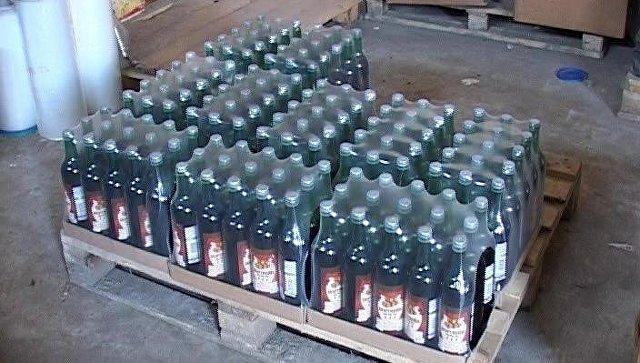 Под Саратовом найден подпольный цех попроизводству алкоголя