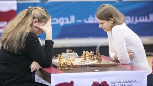 Для меня было важно пересилить в этом чемпионате— Анна Музычук