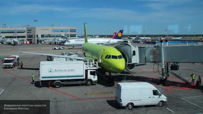 Ваэропортах столицы отменили 35 рейсов— Нелетная погода