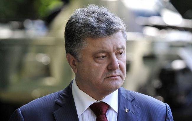 Порошенко подписал закон, ограничивающий ввоз русских книжек на Украинское государство