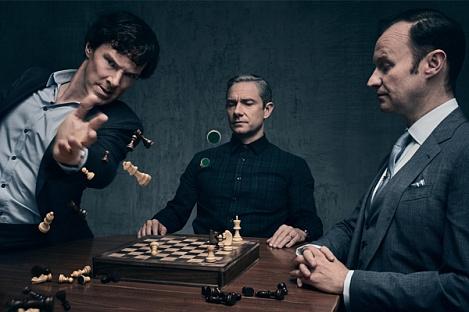«Шерлок» предупреждает оспойлерах в заключительной части сериала вweb-сети интернет «ВКонтакте»