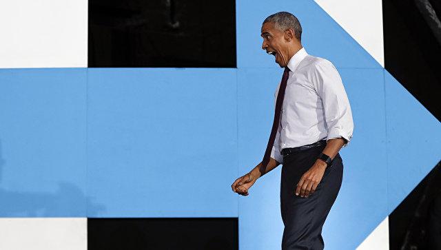 Обама написал жителям Америки прощальное письмо