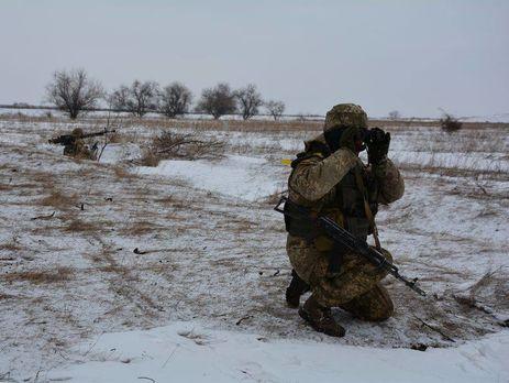 Группа разведчиков изУкраины, вероятно, уничтожена вЛНР
