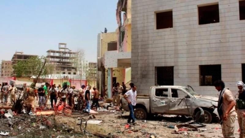 5 человек погибли в итоге взрыва наюге Йемена