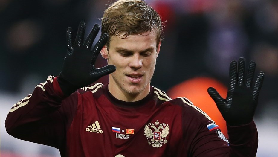 4  футболиста сборной Российской Федерации  попали вдопинг-список Макларена