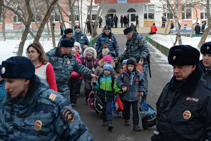 ВКузбассе школьники выследили преступника