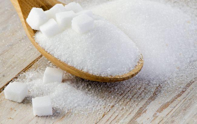 Украина сократила экспорт сахара практически на30%