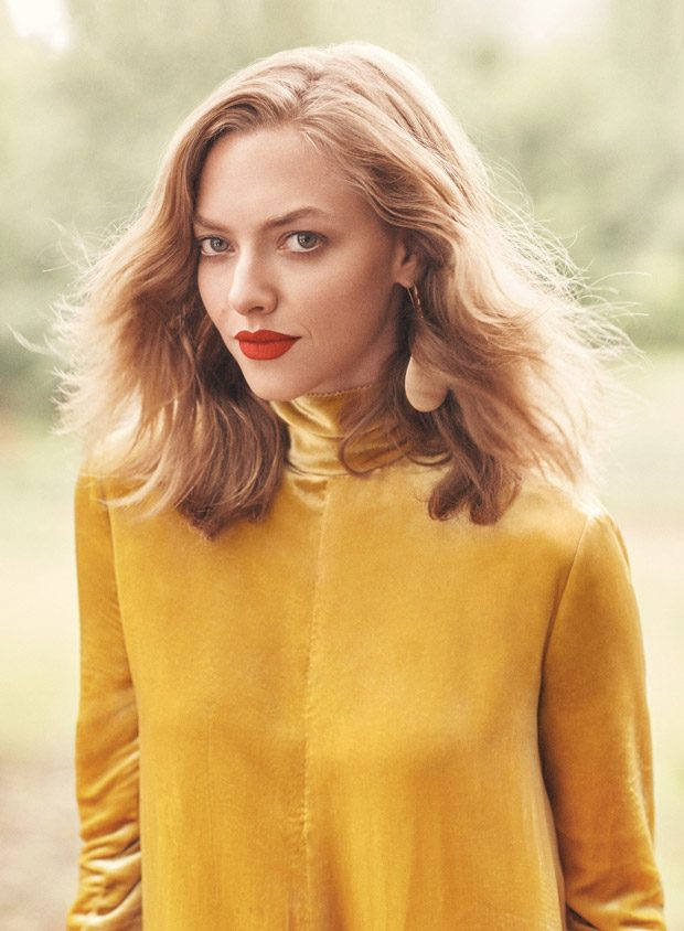 Amanda Seyfried Stars in Allure Magazine November 2016 Cover Story