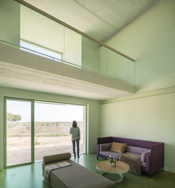 Rural Hotel Complex by ideo arquitectura
