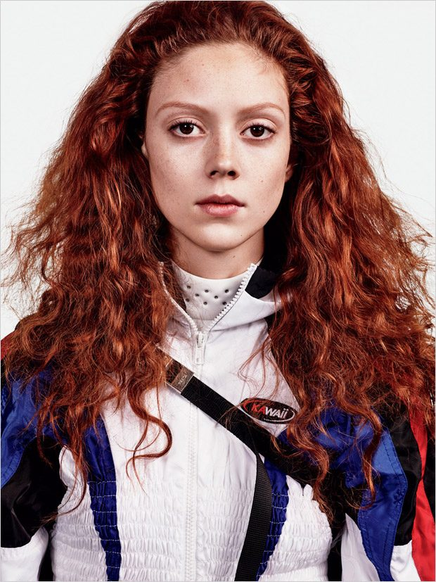 Natalie Westling Models SS17 Sportswear for New York Times T Style Magazine