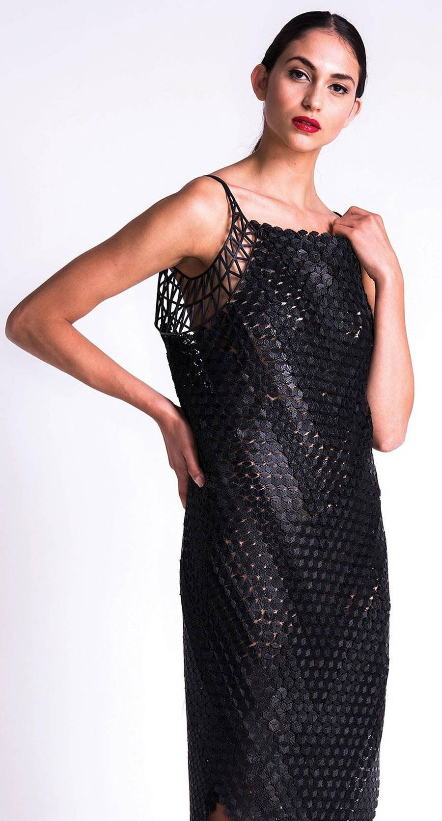 3D-Printed Clothes at Home