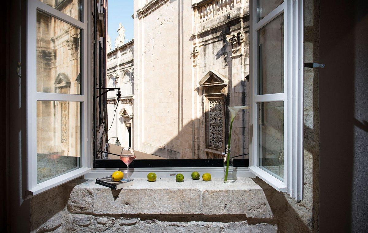 Реконструкция дома 17 века в Дубровнике