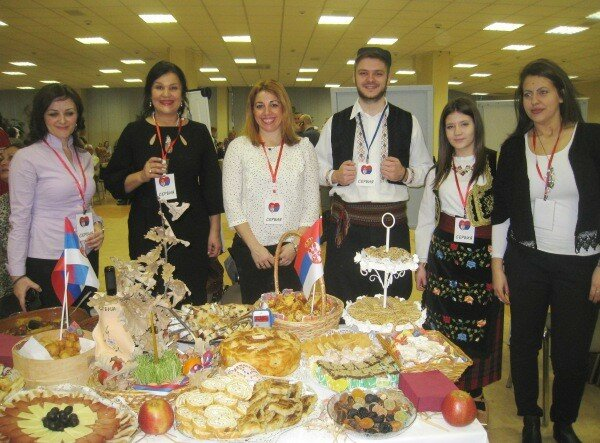 Сербия, Москва, Гастрономический фестиваль, кулинария, конкурс