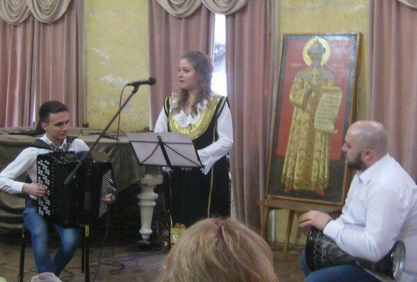 Сербия, музыка, Славянский фонд