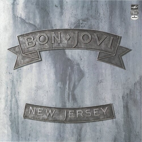 А60-00551-2. Bon Jovi. New Jersey / mp3, 320