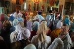 30. Крестный ход с иконой Божией Матери «Троеручица»