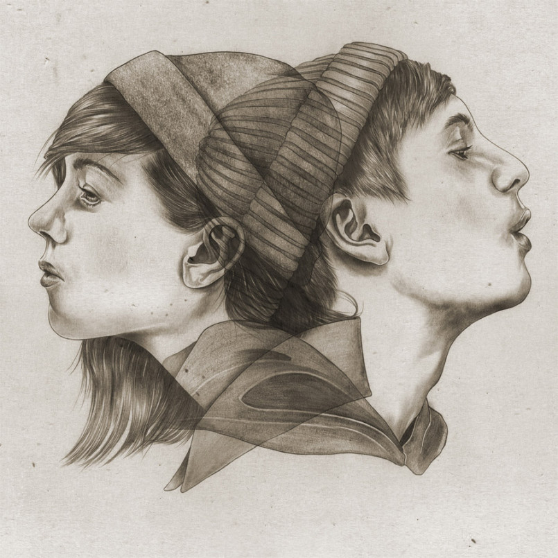 Beautiful Pencil Drawings by Victor Jonsson
