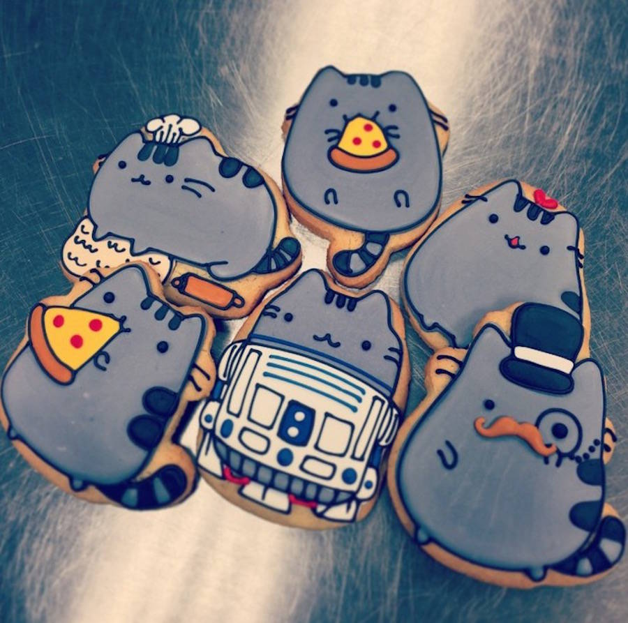 Amazing Pop Culture-Inspired Cookies