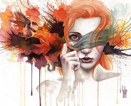 Hot Artworks by Guillem Mari
