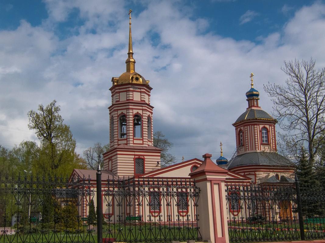 Московские усадьбы