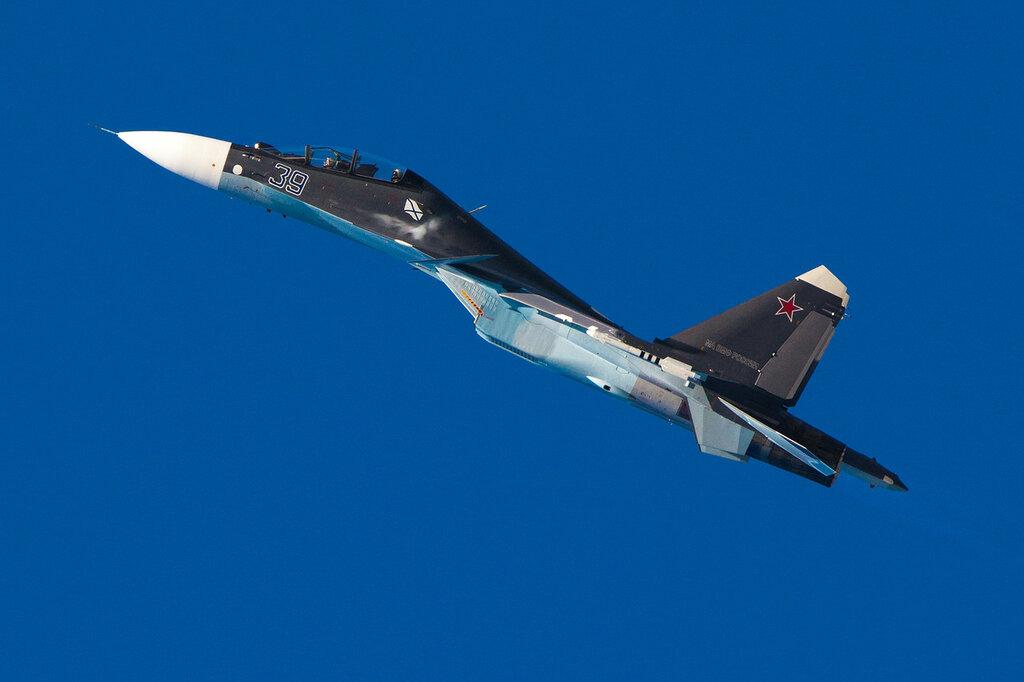 МАКС2015. Су-30СМ