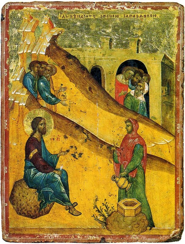 ВОДЫ ЖИЗНИ - Слово в Неделю 5-ю по Пасхе, о самаряныне - Иеромонах Игнатий (Шестаков)