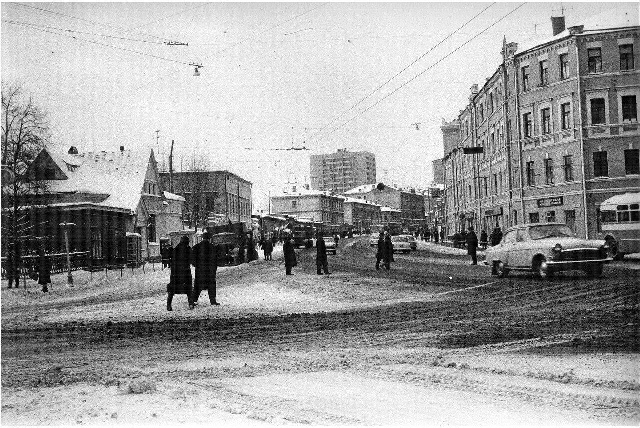 воронеже москва улица зацепа на старинных фото малиновскую периодически упрекают