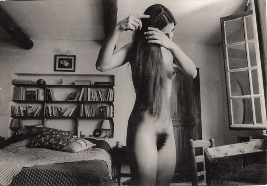 1971. Обнаженная. Горд
