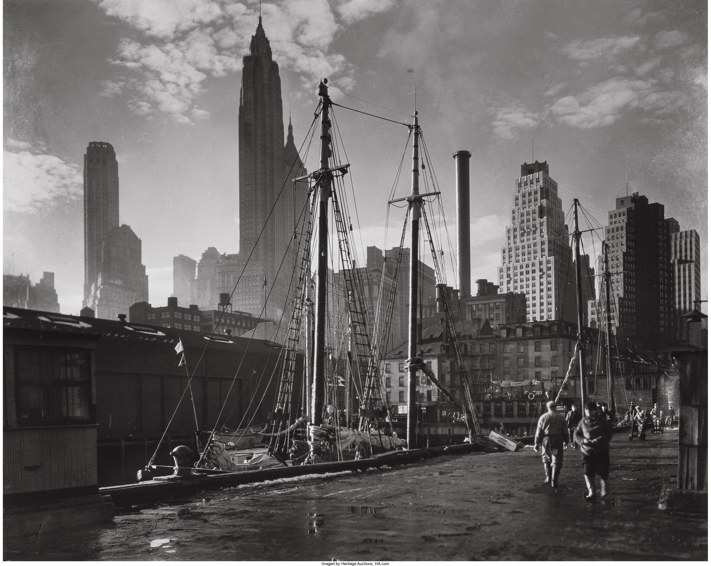 1935. Фултон-стрит. 26 ноября