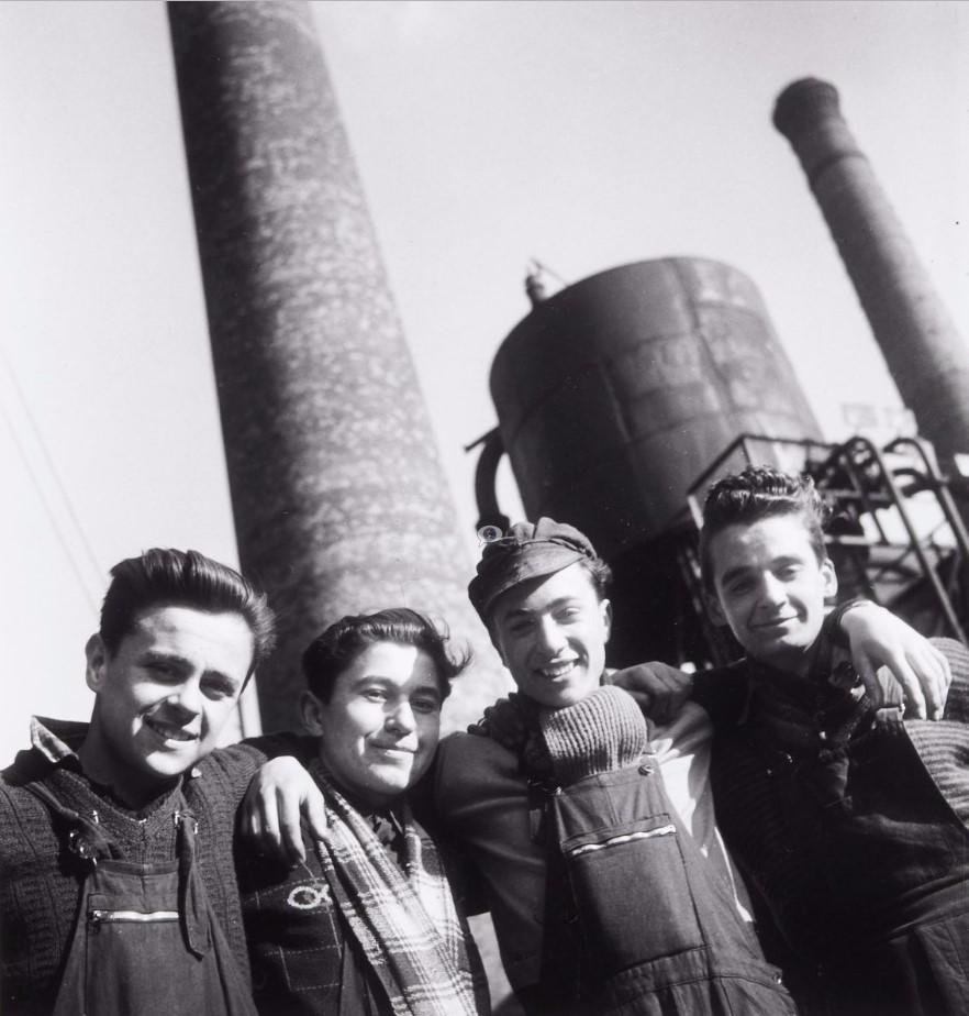 1948. Забастовка в Сент-Этьене
