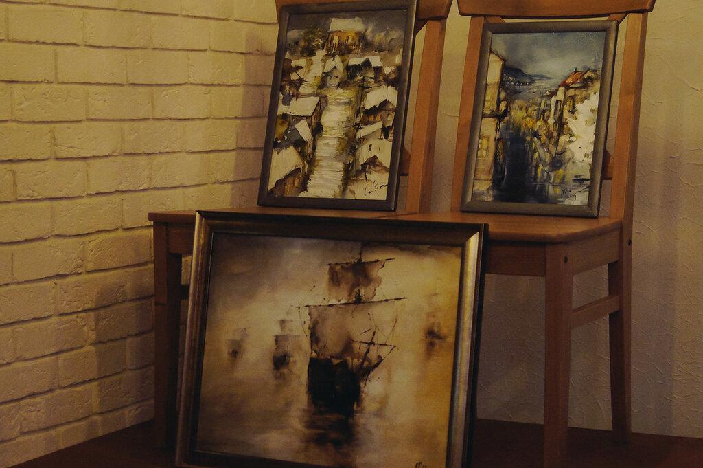 Картины капитана. фото 19