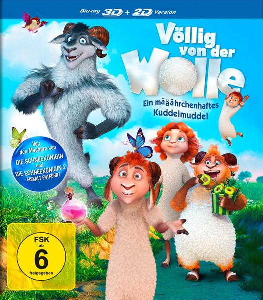 Волки и овцы: бе-е-е-зумное превращение (2016/BDRip/HDRip/3D)